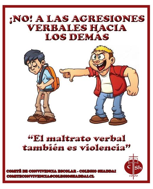 afiche_agresiones verbales